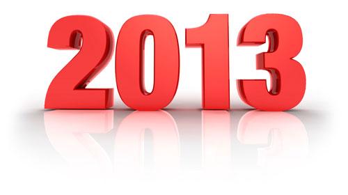 2013 Adios 2012... Hola 2013
