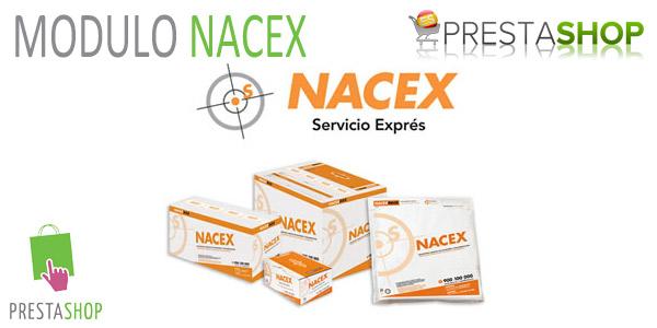 modulo nacex Módulo de Nacex para PrestaShop