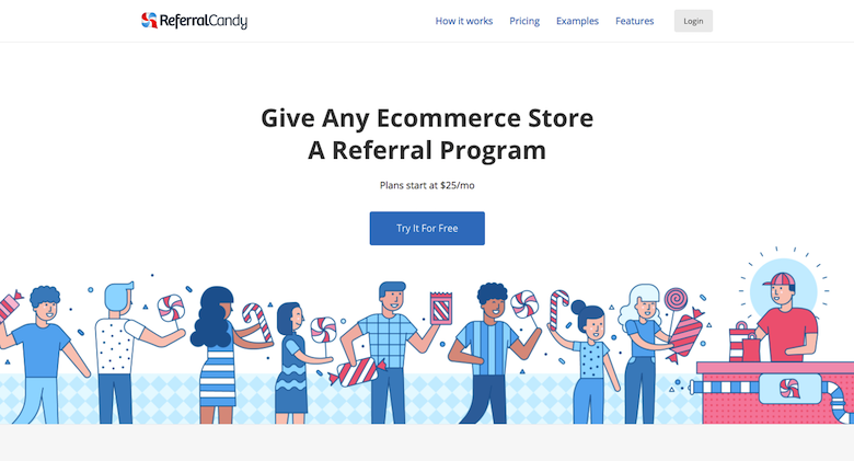 Usar Referal Candy como Growth Hacking